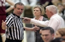 Longtime referee Dennis DeMayo set to call 1 final game The Associated Press