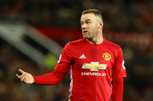 Manchester United player Wayne Rooney open to China transfer