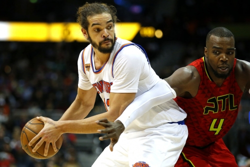 Joakim Noah takes step back in recovery from hamstring injury