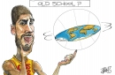 Cleveland Cavaliers' Kyrie Irving and flat-earth theory: Crowquill