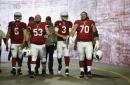 Arizona Cardinals big fall offensively, no Jay Cutler and more