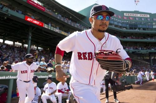 Daily Red Sox Links: Mookie Betts, Sam Travis, Pedro Martinez