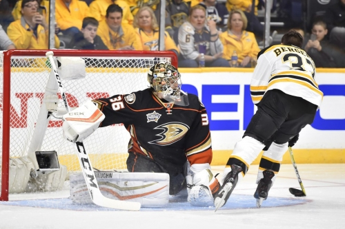 Preview: Bruins at Ducks 2/22