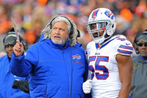Worst value 2016 Buffalo Bills salary cap, no. 3: Jerry Hughes