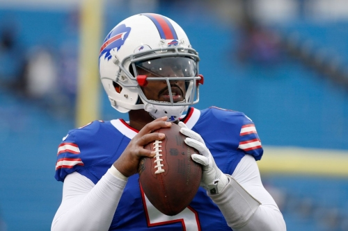 Tyrod Taylor medically cleared from groin surgery