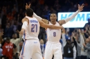 Oklahoma City Thunder All Star break player grades: Russell Westbrook leads an eventful first half