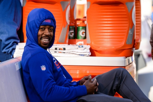 Tyrod Taylor's injured groin fully healed, per report