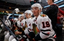 NHL scores 2017: Jonathan Toews sneaks into the Hart Trophy discussion with a hat trick