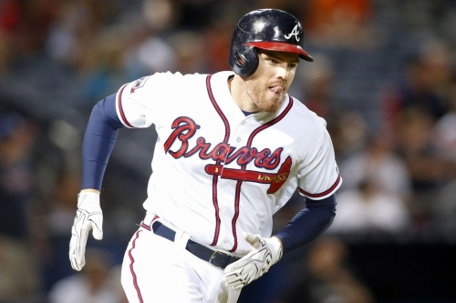 Atlanta Braves garner more respect in major Las Vegas over/under release