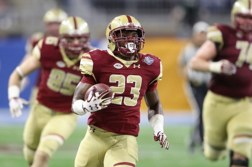 Boston College Football: Spring Game Time Announced