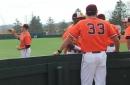 Virginia Tech Hokies Baseball Blanks Marshall 7 Runs to None