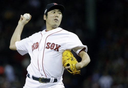 Boston Red Sox made offer to Koji Uehara before Tyler Thornburg trade but 'wasn't to what he expected'