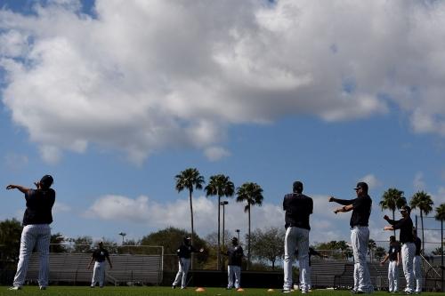 Yankees who tanked in spring training before posting productive regular seasons