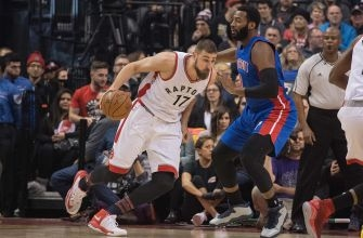 NBA Rumors: Toronto Raptors Have Offered Jonas Valanciunas In Exchange For Andre Drummond
