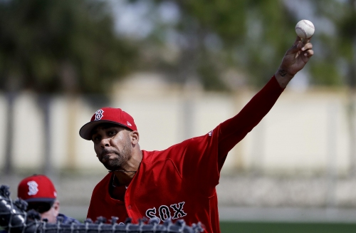 Red Sox hope to be carried by Sale, Porcello and Price The Associated Press