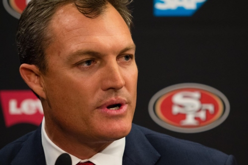 Transcript of John Lynch interview with 95.7 The Game