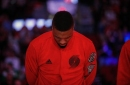 Damian Lillard on Portland Trail Blazers' playoff quest: 'You can either run from it or ... man up'