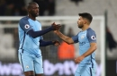 Yaya Toure backs Sergio Aguero after Man City striker was dropped by Pep Guardiola