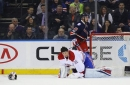 Carey Price has eventful evening in Habs' win at Rangers (Video)