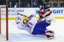 Canadiens' Carey Price makes the save of the year with unbelievable OT diving stop