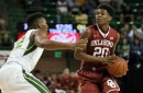 Oklahoma's late surge can't overtake No. 9 Baylor in 60-54 loss