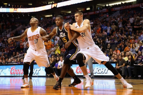 What could Favors cost the Suns to acquire? The good folks at SLCDunk.com tell us