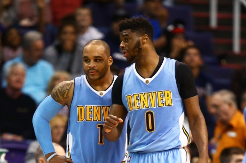 Emmanuel Mudiay moved to bench role