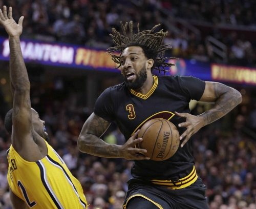 Cleveland Cavaliers sign forward Derrick Williams to second 10-day contract