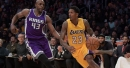 LA Lakers reportedly trade star sixth man Lou Williams to Rockets as shakeup continues