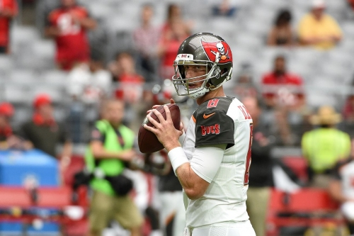 Mike Glennon could be back with the Bucs, if no one likes him