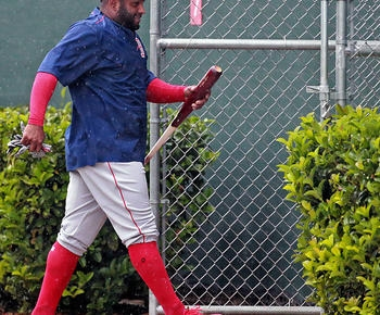 Red Sox nutritionist change said to be unrelated to Pablo Sandoval