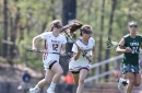 Sam Apuzzo and Kate Weeks Lead Boston College Women's Lacrosse to Victory Over UConn