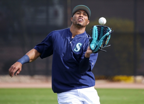 A day removed from testifying in federal court, Leonys Martin arrives to Mariners camp ready to focus on baseball