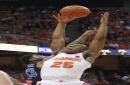 Syracuse tops Duke 78-75 on Gillon's buzzer-beater