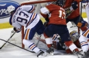 Defensemen lift Oilers past Panthers, 4-3 The Associated Press