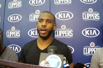 Chris Paul: I want to play; we want to make a run at this thing
