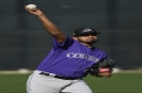 German Marquez, just 22, making strong bid for Rockies rotation