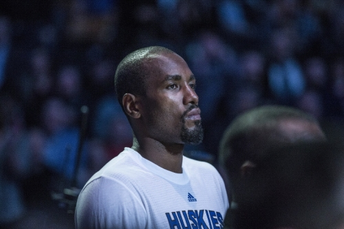 New Raptor Serge Ibaka proving to be a quick learner