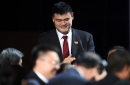 NBA legend Yao Ming named Chinese basketball chief