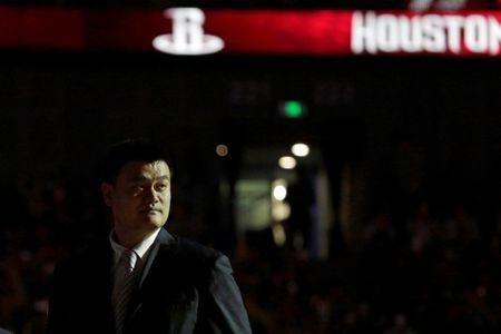 NBA trailblazer Yao elected CBA president