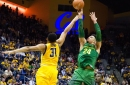 Heartbreak: Oregon tops Cal on a last second shot 68-65.