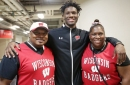 Badgers men's basketball: In stepfather, Nigel Hayes has wingman for life