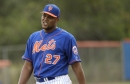 Mets spring training: Jeurys Familia working while waiting for possible suspension (PHOTOS)