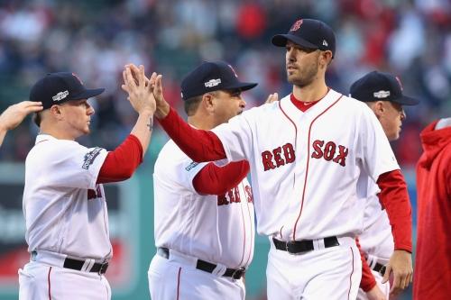 Daily Red Sox Links: Rick Porcello, Chris Sale, Koji Uehara
