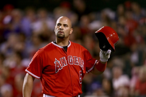 Halfway home: Can Albert Pujols remain productive over the life of his contract?