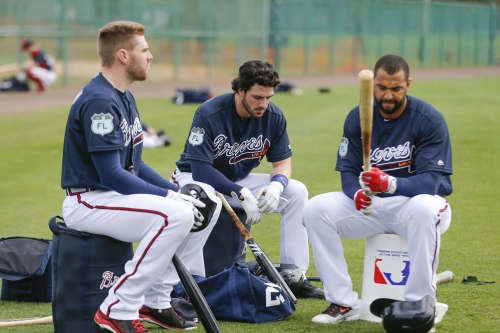 Braves news and links: Freddie Freeman on pace of play, Dansby Swanson and more