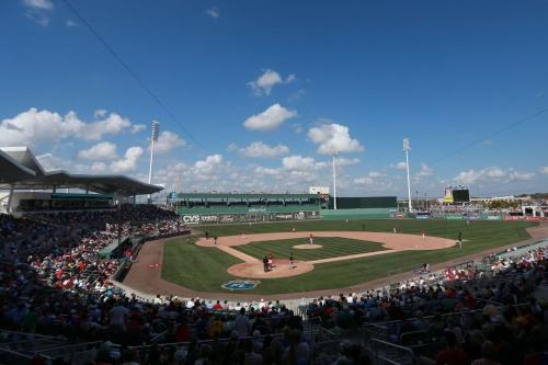 Red Sox vs. Northeastern Lineups: Real baseball is back!