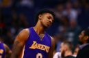 Report: Los Angeles Lakers Shopping Nick Young