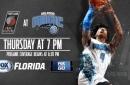 Portland Trail Blazers at Orlando Magic game preview