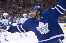 Toronto Maple Leafs' Nazem Kadri showed his best, most irritating game against Winnipeg Jets